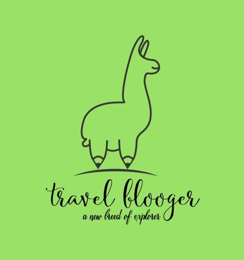 Travel Blogger Logo